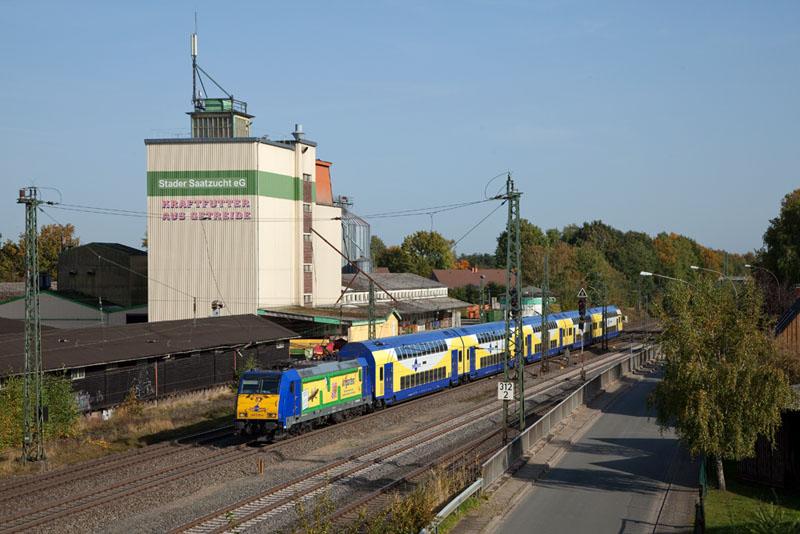 Direktverbindung Hamburg Köln